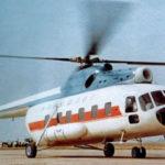 60 лет первому полету вертолета Ми-8