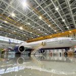 """""""Аэрофлот"""" завершил первую программу тяжелых форм техобслуживания на самолетах Boeing 777 в России"""