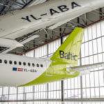 Авиакомпания airBaltic получила 27-й самолет Airbus A220-300