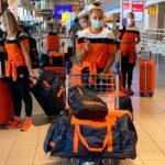 Европейский авиатрафик превысил 62% от уровня 2019 года