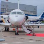 ФОТО: во Внуково-3 проходит выставка деловой авиации RUBAE 2021