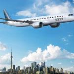 Канадская авиакомпания заказала 80 Embraer E195-E2