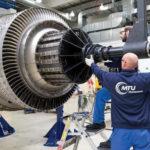 MTU Aero Engines отмечает стабильный рост в области ТОиР коммерческих двигателей