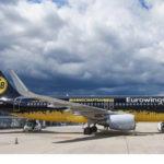 Немецкий лоукостер впервые приступил к полетам в Краснодар, Екатеринбург и Тбилиси из Дюссельдорфа