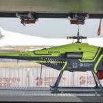 Первый в истории беспилотник, принимающий участие в летной программе авиасалона МАКС