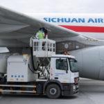 Российское предприятие на 63% увеличило число заправок китайских авиакомпаний