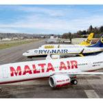 Ryanair первой в мире начала коммерческую эксплуатацию 200-местных Boeing 737MAX-8200