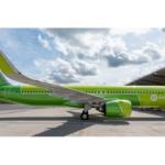 S7 Airlines получила очередные два новых самолета семейства Airbus A320neo