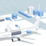 Создается демонстратор самолета A320 на водородном топливе для отработки наземного обслуживания