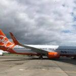 Украинская SkyUp получила три самолета за два месяца, ставит рекорды по пассажиропотоку
