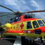 """""""Вертолеты России"""" передали первый из 66 вертолетов для Национальной службы санитарной авиации"""