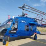 """""""Высокогорная"""" модификация вертолета Ка-226Т впервые представлена на МАКСе"""